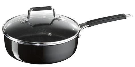 Tefal Expertise Anodised Non Stick Saute Pan 24cm tefal pans safe
