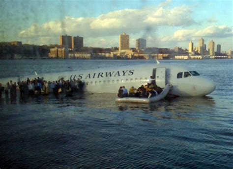 Miracle Landing On The Hudson Sully S Miracle On The Hudson Airbus For Sale Wired