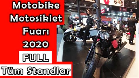 motobike istanbul  full tuem standlar motosiklet
