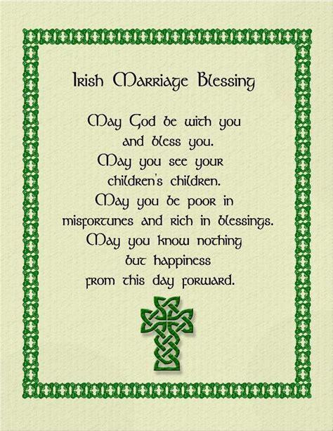 The 25  best Irish wedding blessing ideas on Pinterest
