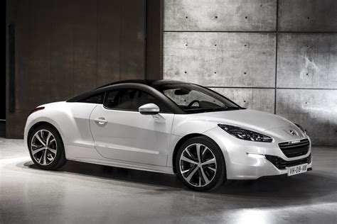peugeot rcz 2015 2015 peugeot rcz pictures information and specs auto