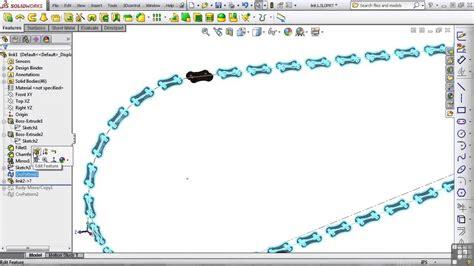 solidworks tutorial chain solidworks 2013 tutorial creating a multibody chain