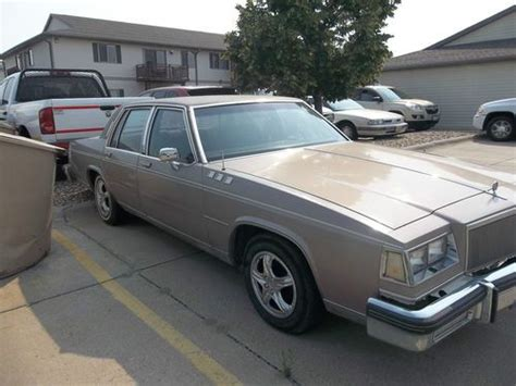 1984 buick lesabre sale find used 1984 buick lesabre 4 door 5 0 307 cu in in