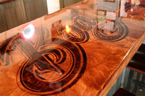 Epoxy Bar Top Finish by Bartop Coating Supplies Bartop Epoxy Coating Epoxy