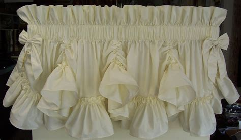 ruffled drapes carolina country ruffled curtains thecurtainshop com