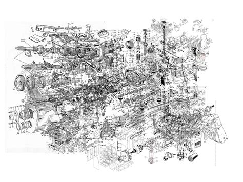 drawing diagram exploded https yan