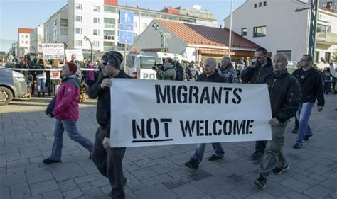Anger In Spain At Migrant Models by Angry Mobs Hit The Streets In Backlash Against Migration