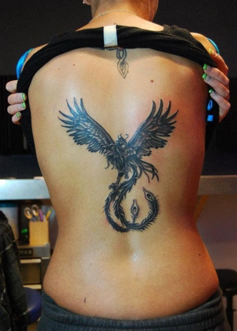 phoenix tattoo meaning 60 meaning and designs for and
