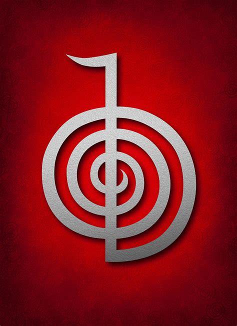 reiki cho  rei symbol      attuned