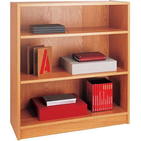 3 shelf bookcase oak furniture walmart