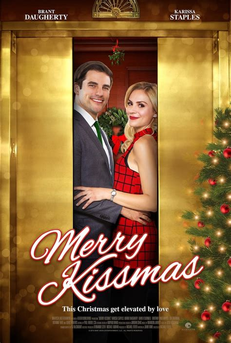 merry kissmas holiday romance movies  netflix popsugar love sex photo