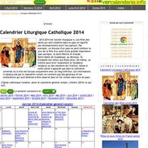 Calendrier Religieux Catholique A La Une Actualit 233 S Pearltrees