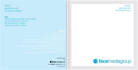free blank greeting card templates free blank greetings card artwork templates for