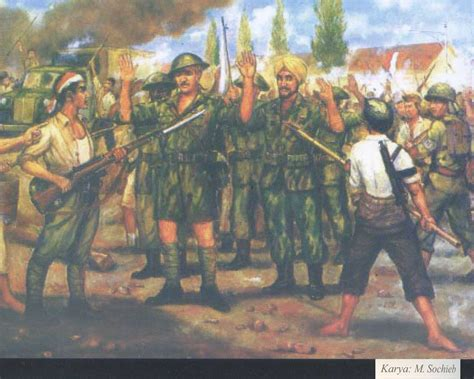 charles mussry pejuang perang  november  ternyata