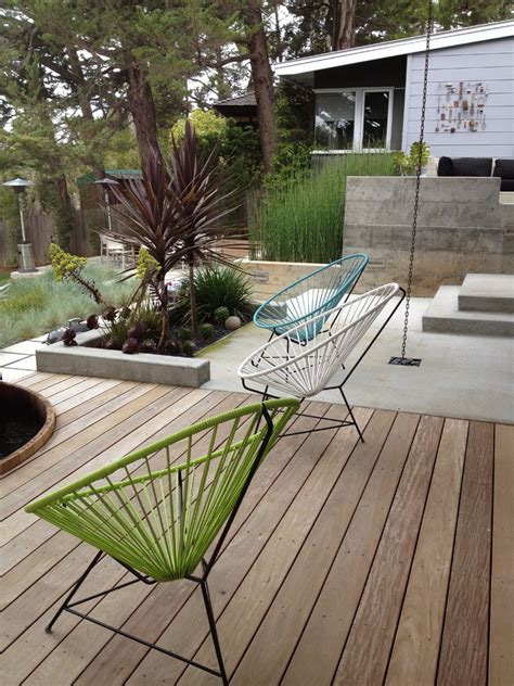 Awesome Acapulco Chair Target Decorating Ideas Gallery In Contemporary Patio Designs