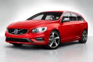 Volvo R 2015 Volvo V60 R Design Will Be Most Powerful Volvo Wagon