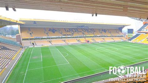 molineux stadium seating plan molineux stadium guide wolves f c football tripper
