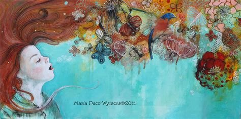 Paint Dream | i can see my dreams maria pace wynters