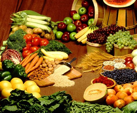 fruits w fiber fiber rich fruits and vegetables jigsaw puzzle in fruits