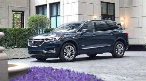 New Buick Suv For 2020 by 2020 Buick Enclave Review 2019 And 2020 New Suv Models