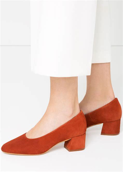 The Best Comfortable Heels 50 Pairs Of Low Heels To Shop