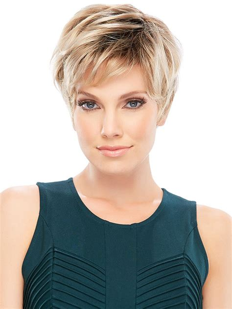 whats suitable for round face haircut 8 chic short haircuts for thin hair