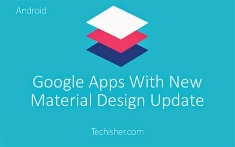 Google Design Update | google s android 5 0 apps with new lollipop material