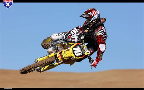 Ryan Dungey/Fox Wallpapers - Racer X Online X 1999 Wallpaper