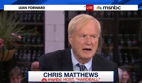 Hardball Host Has A On by Chris Matthews Hopes Fox Asks Gop Candidates About Evolution