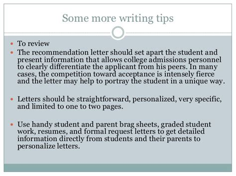 Belmont Acceptance Letter Tips For Writing Powerful And Counselor Letters Of Recommenda