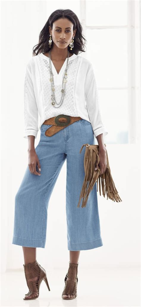chicos catalog chico s women s platinum wide leg crop pants pants and