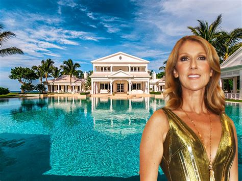 celine dion house house of the day celine dion is selling her lavish florida