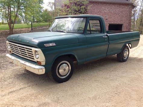 67 ford f250 1967 ford f250