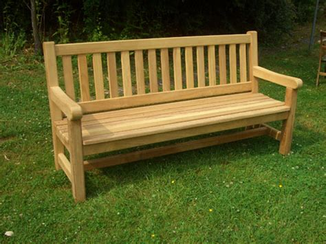 oak garden benches chissock woodcraft furniture repair and restoration