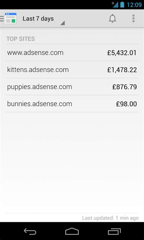 google adsense android app now available official google adsense android app now live eurodroid