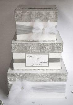 How To Make A 3 Tier Wedding Card Box