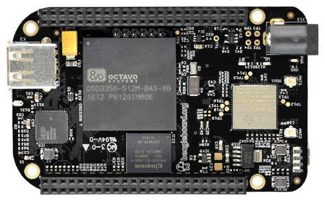 Beaglebone Black beaglebone black wireless node for iot on sale at rs