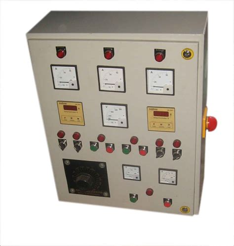 Panel Board Electrical Panel Board Royal Touch Interiors