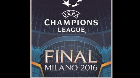 Calendrier Ligue Des Chions Uefa 2015 L Identit 233 De La Finale 2016 D 233 Voil 233 E Uefa Org