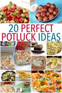 Potluck Main Dishes Easy - 20 perfect potluck ideas sunny day family