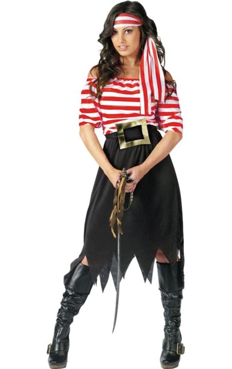 Handmade Pirate Costume - pirate costumes search recipes to cook