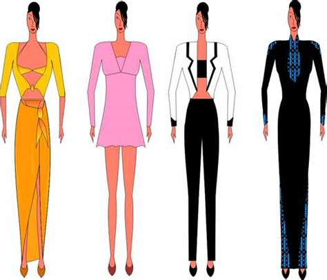 design clothes in computer fast track courses in computer aided fashion technology