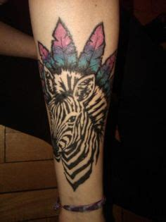 zebra tattoo flash zana ni zebra tattoo eastern europe wow pinterest