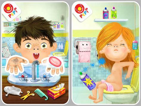 girl and boy bathroom appcodingeasy com app reviews pepi bath