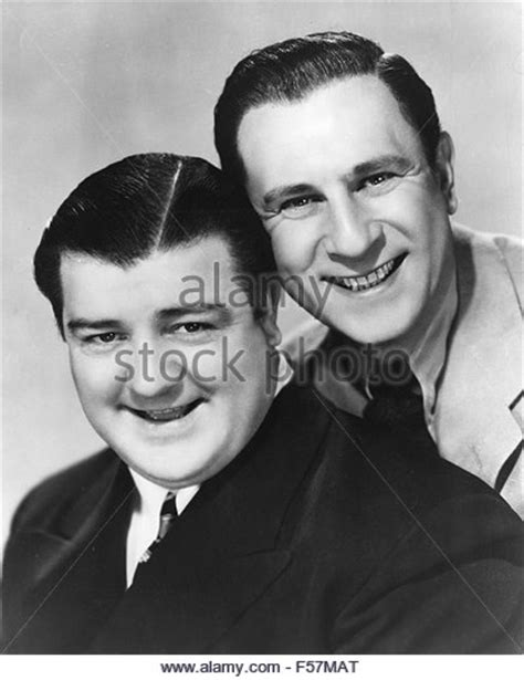 film comedy duos bud abbott and lou costello stock photos bud abbott and
