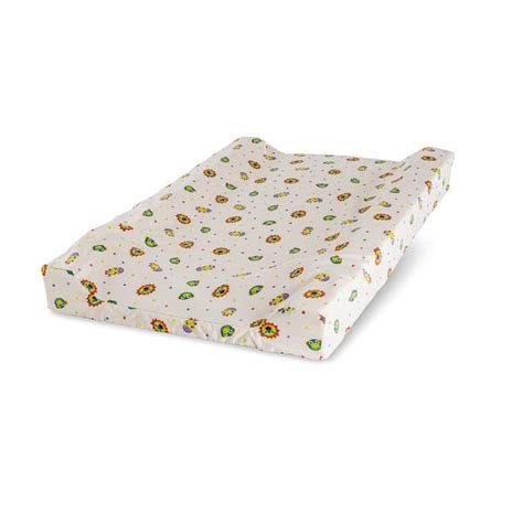 Change Table Mattress Standard Foldable With Cover Change Table Mattress
