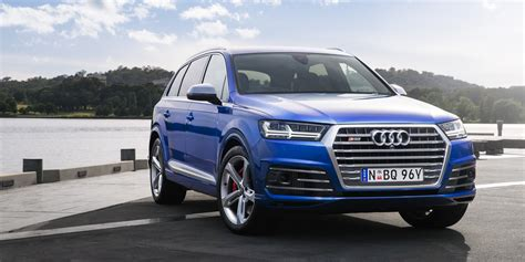 audi sq7 2017 audi sq7 tdi pricing and specs photos 1 of 56
