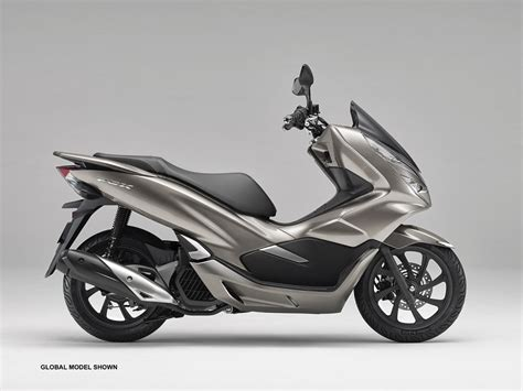 Pcx 2018 April by Honda Offers Updated 2019 Honda Pcx150 171 Motorcycledaily