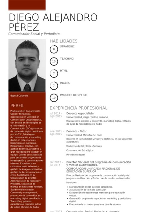 Resume Colombia by Write My Research Paper Resume Colombia