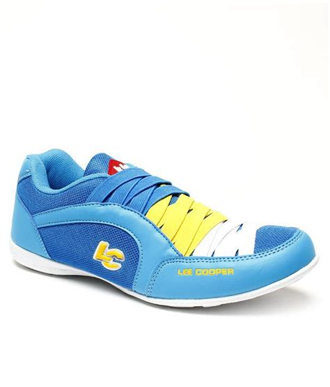 cooper sports shoes cooper sports trendy blue shoes price in india buy
